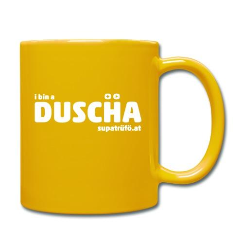 supatrüfö DUSCHA - Tasse einfarbig
