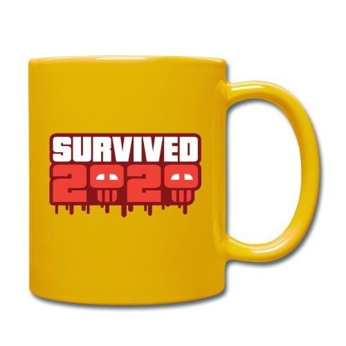 Survived 2020 - Ensfarvet krus
