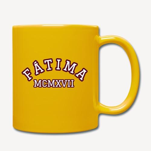 FATIMA MCMXVII - Full Colour Mug