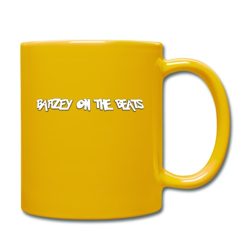 barzey on the beats 4 - Full Colour Mug