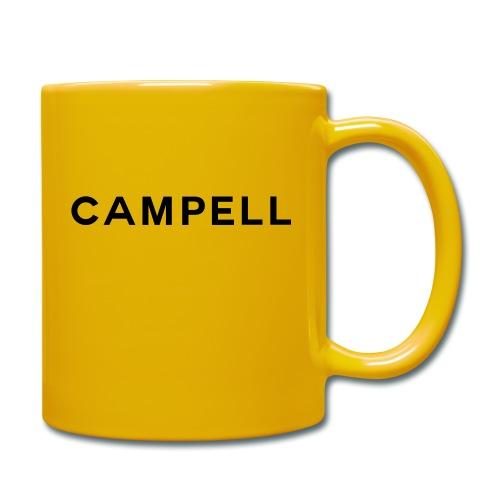 campell schriftzug2 - Tasse einfarbig