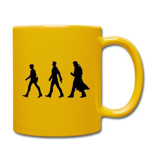 Black Title and Character design - Full Colour Mug