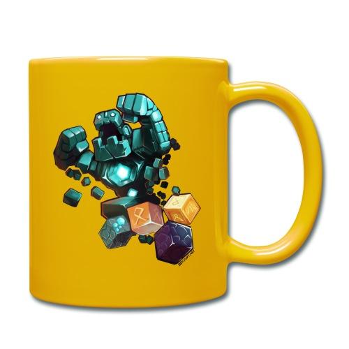 BDcraft Golem - Full Colour Mug