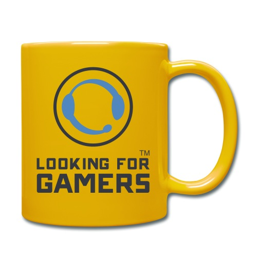 Light Logo for Mug - Full Colour Mug