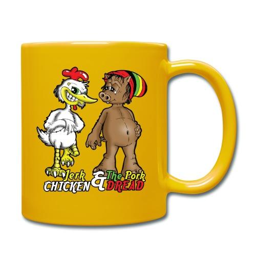 Jerk chickenPork Dread - Full Colour Mug