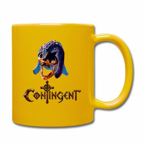 Contignent Logo - Full Colour Mug