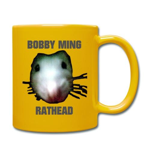 Rathead Cutout text png - Tasse einfarbig