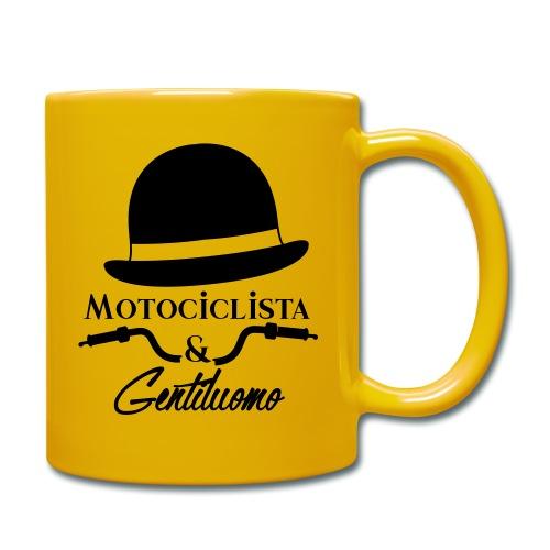 Motociclista & Gentiluomo - Tazza monocolore