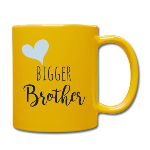 Bigger Brother - Tasse einfarbig