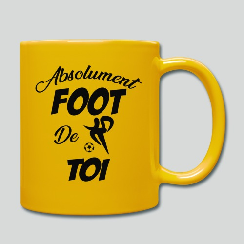 Absolument Foot de Toi (N) - Mug uni