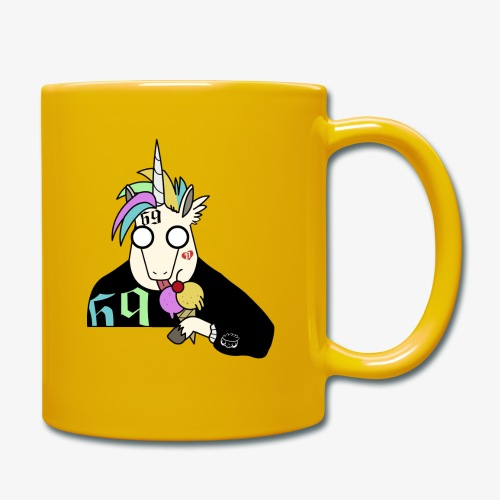 UNICORN69 - Taza de un color