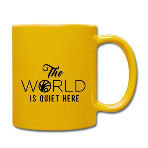 The World is Quiet Here Merchandise - Mok uni