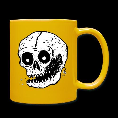 Death Crush - Enfärgad mugg