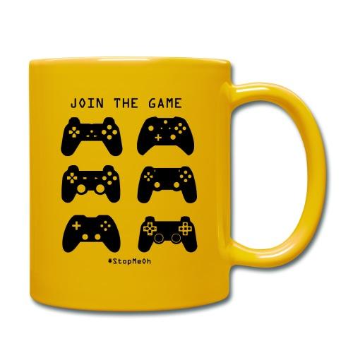 Join The Game - Full Colour Mug