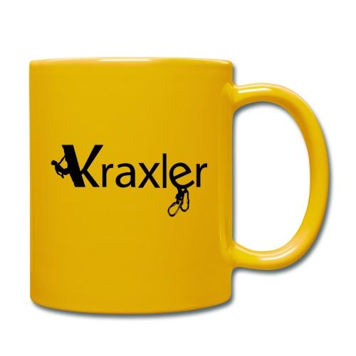 Kraxler - Tasse einfarbig