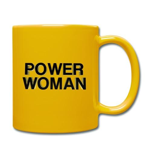POWER WOMEN - Full Colour Mug