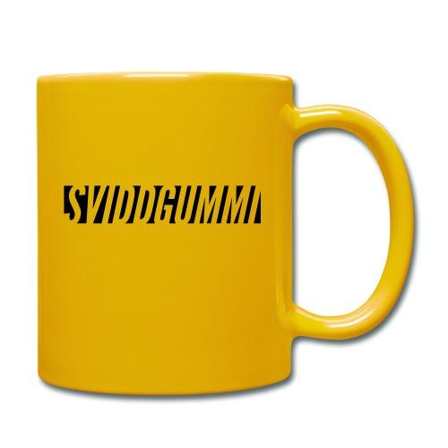 Uten_navn-2 - Ensfarget kopp