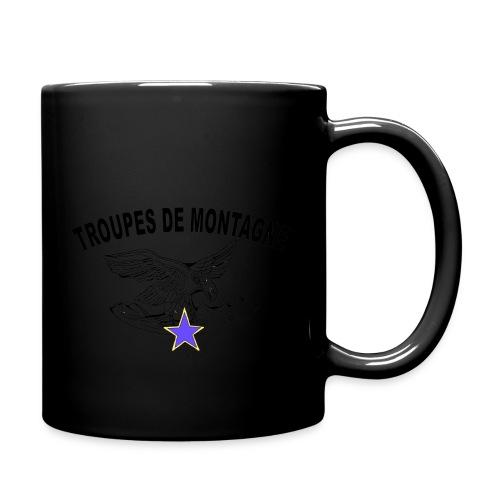 choucasTDM dos - Mug uni