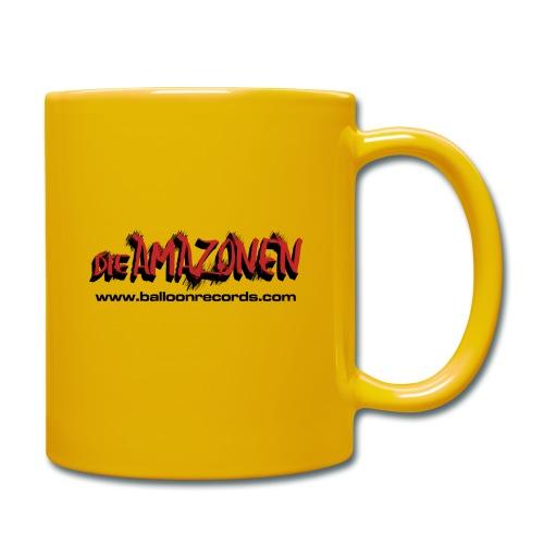 Die Amazonen - Tasse einfarbig