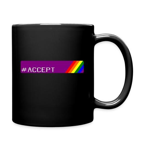 79 accept - Tasse einfarbig