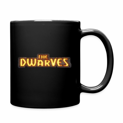 thedwarves_logo - Full Colour Mug