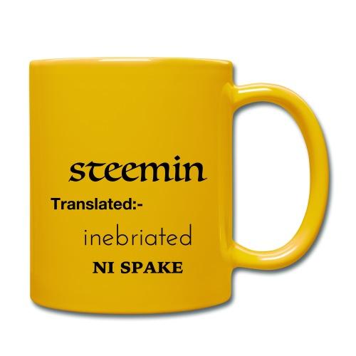 steemin - Full Colour Mug