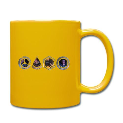 Mask NBG - Full Colour Mug