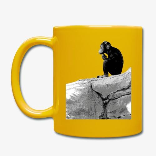 Music Monkey - Full Colour Mug