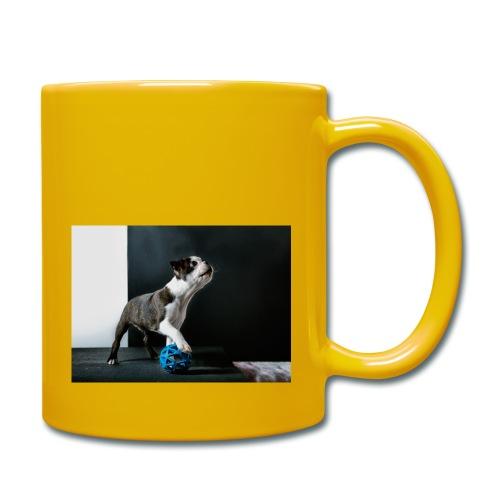 Puppy - Tasse einfarbig