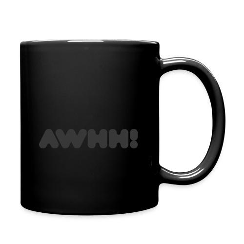 awhh - Tasse einfarbig
