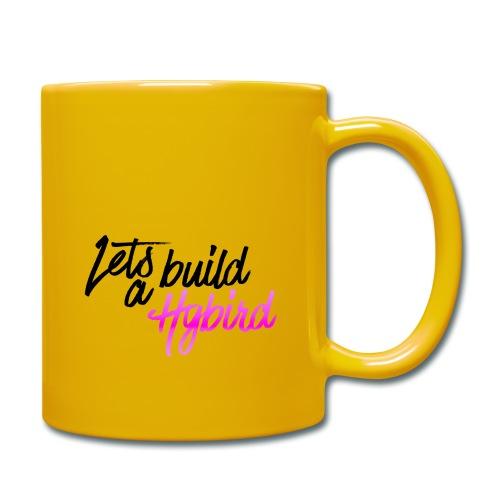 Lets Build A hybrid - Full Colour Mug