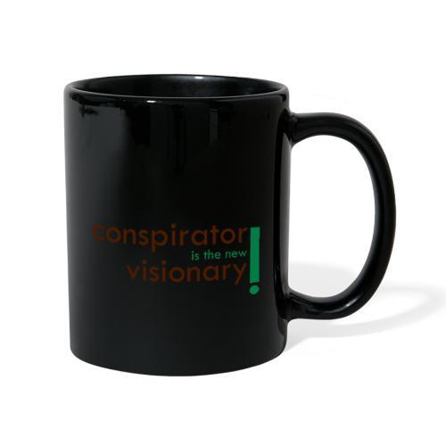 conspirator is the new visionary - Mug uni