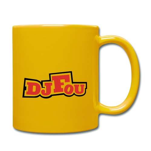 logofou - Mug uni