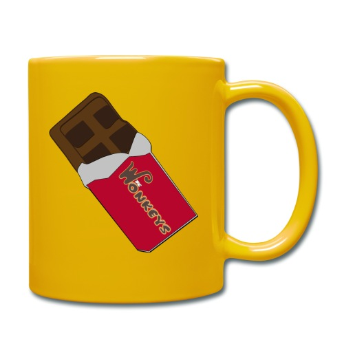The Wonkeys Chocolate Edition - Tazza monocolore