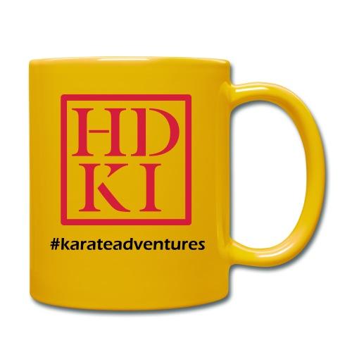HDKI karateadventures - Full Colour Mug