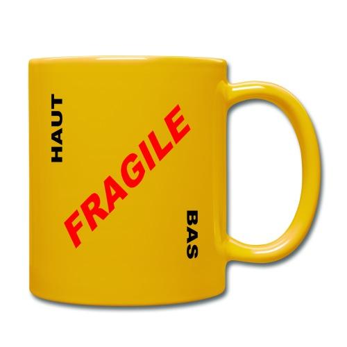 FRAGILE - Mug uni