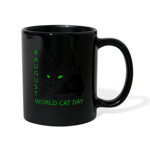 Gatto, 8 agosto la sua giornata mondiale - Tazza monocolore