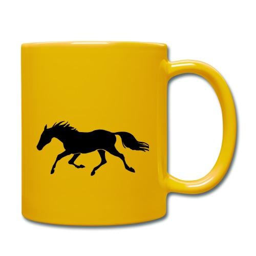 Cavallo - Tazza monocolore