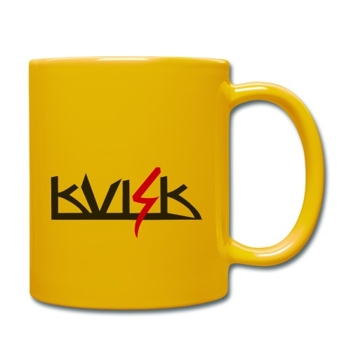KVISK-Bag - Tasse einfarbig