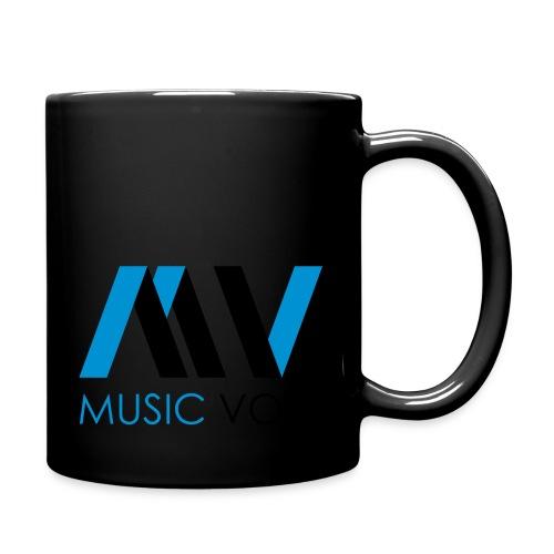 MusicVote - Tasse einfarbig