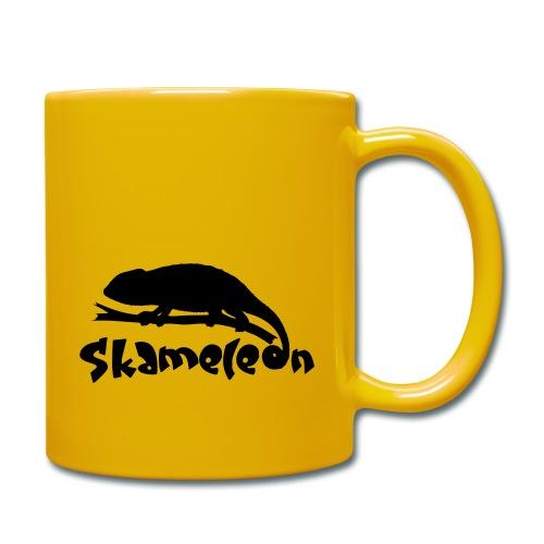 logoskameleon - Tasse einfarbig