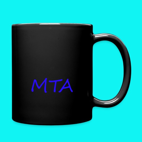#MTA t-shirts - Ensfarvet krus