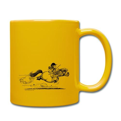 PonySprint Thelwell Cartoon - Full Colour Mug
