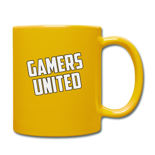 Gamers United - Full Colour Mug
