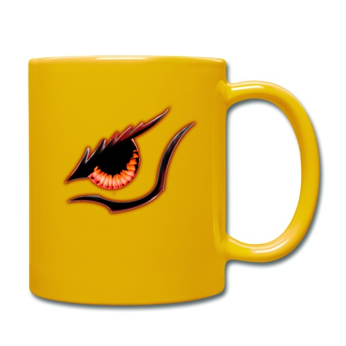 Oeil Rouge 4000 pxl - Mug uni