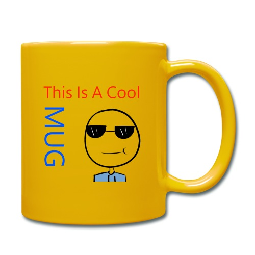 Kewl Mug - Full Colour Mug
