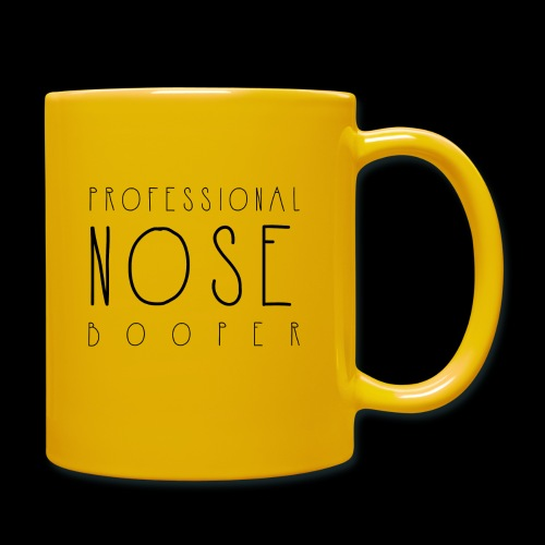 Professional Nose Booper - Full Colour Mug