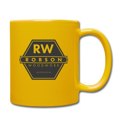 RW logo flat transparent original - Full Colour Mug