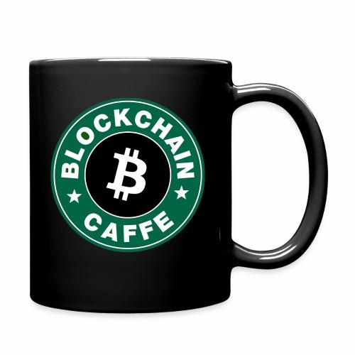 BlockChain Caffè Logo - Tazza monocolore