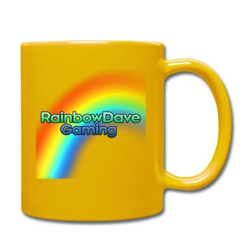 RainbowDave Gaming Logo - Full Colour Mug